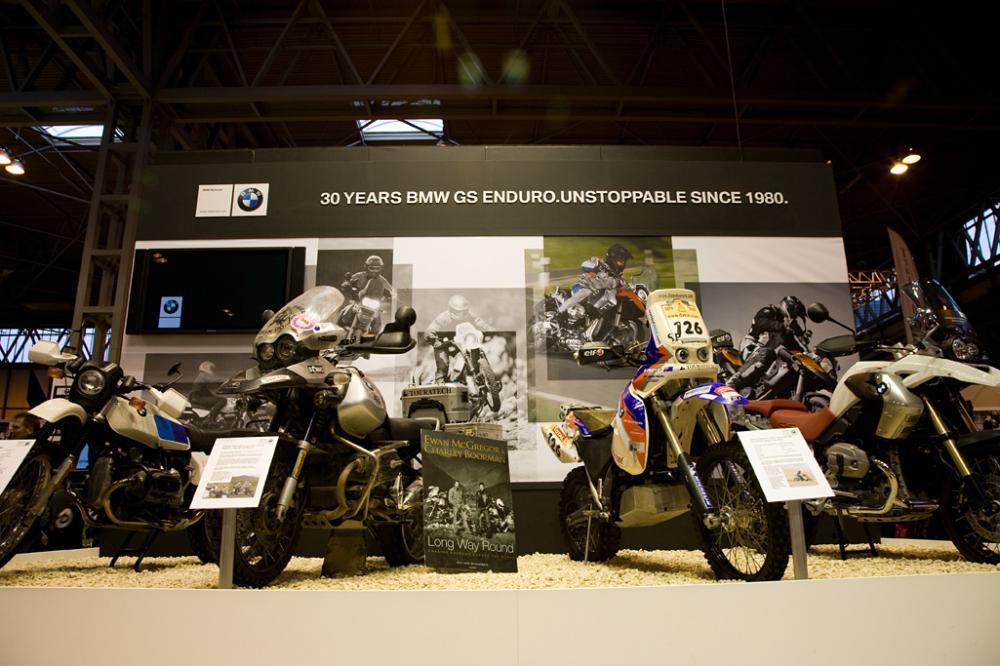 Motorcycle Live 2010 - NEC