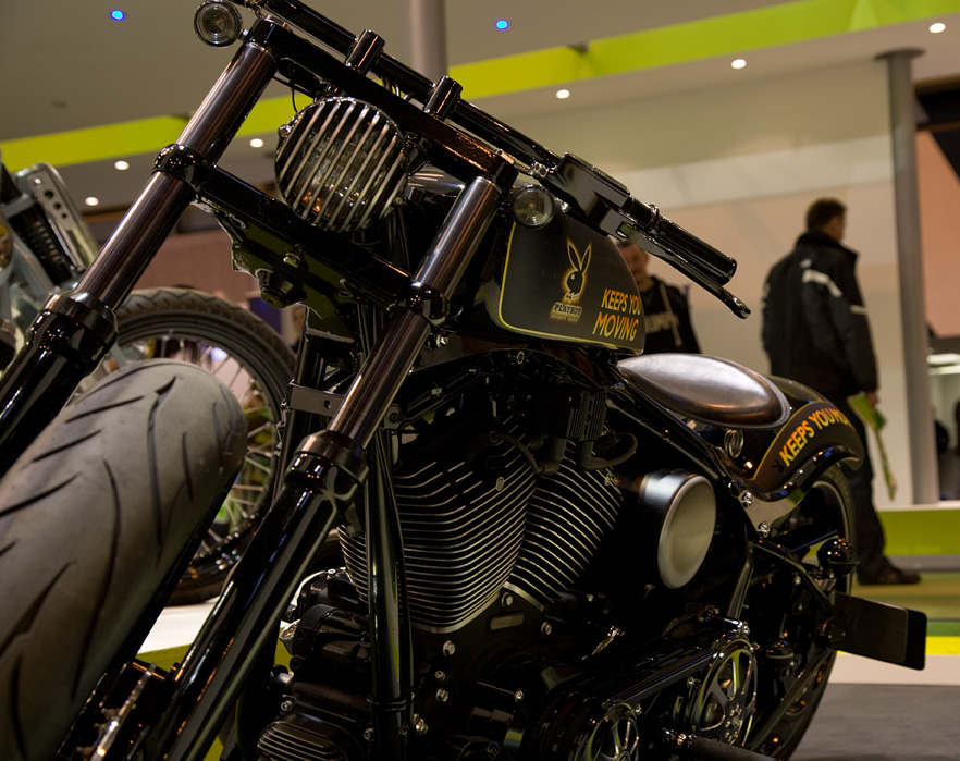 Motorcycle Live 2010