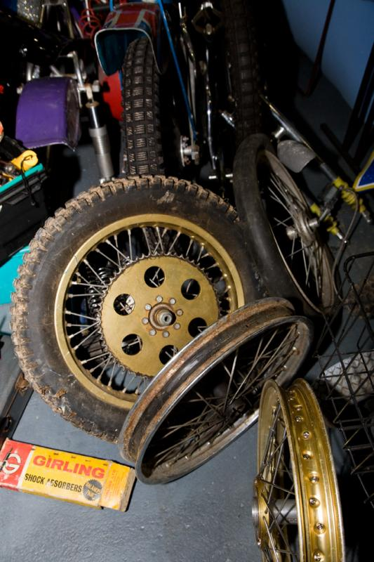 Telford Classic Motorcycle Show 2011