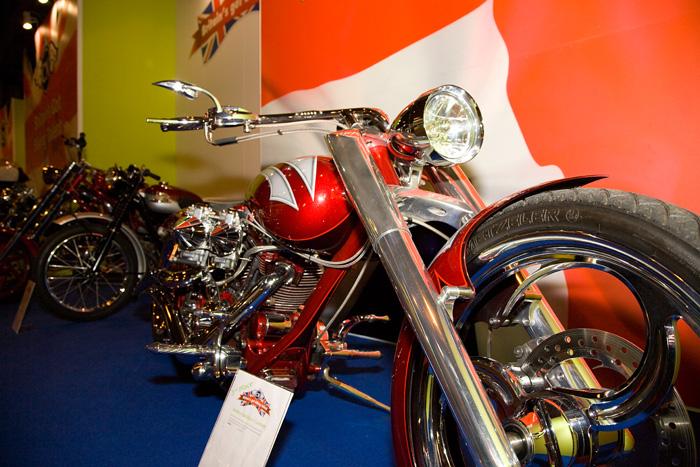 NEC Motorcycle Show 2010