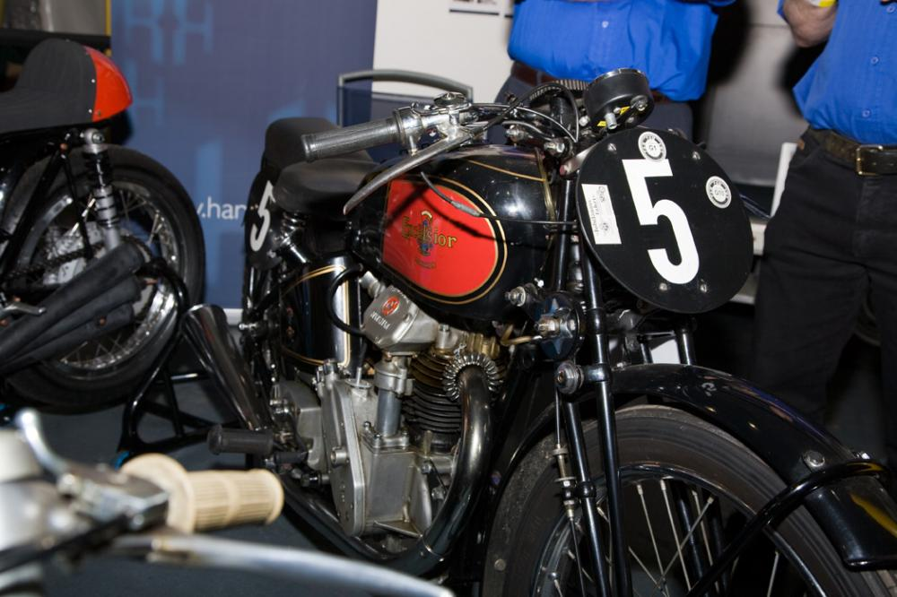 Telford Classic Motorcycle Show