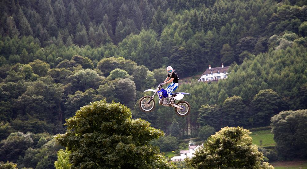 Llangollen Bike Show 2009